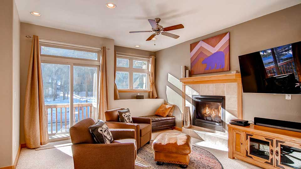 6 bedroom breckenridge vacation home for rent