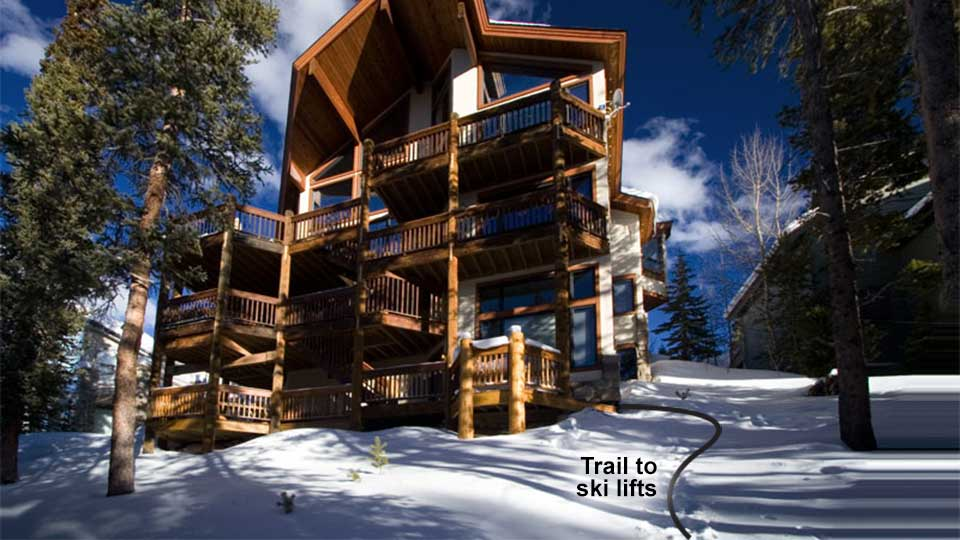 5 bedroom breckenridge vacation home for rent