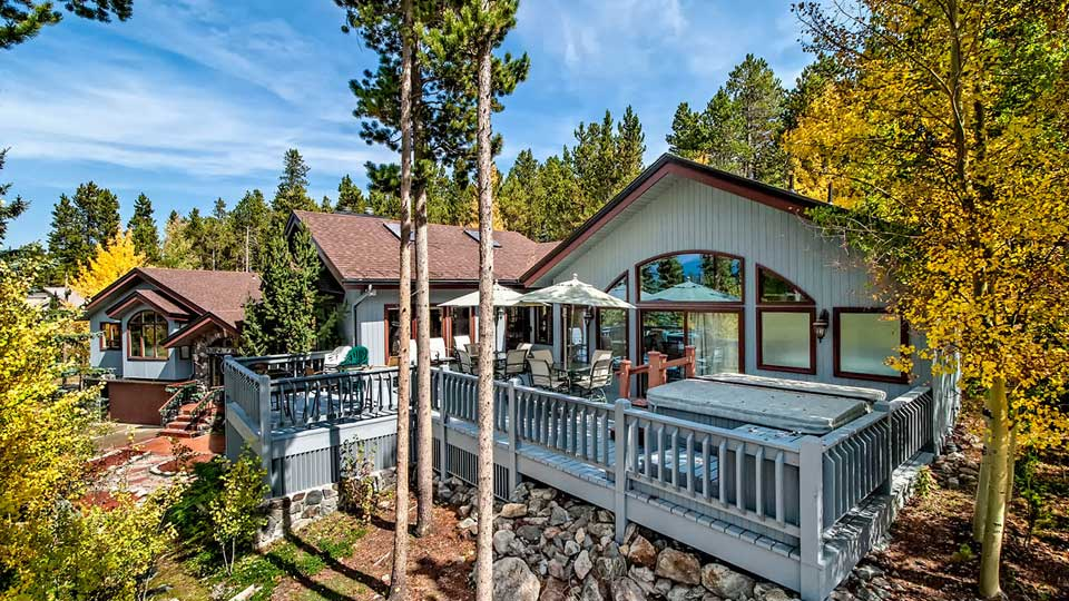 Charming 6 Bedroom Breckenridge Vacation Home For Rent ...