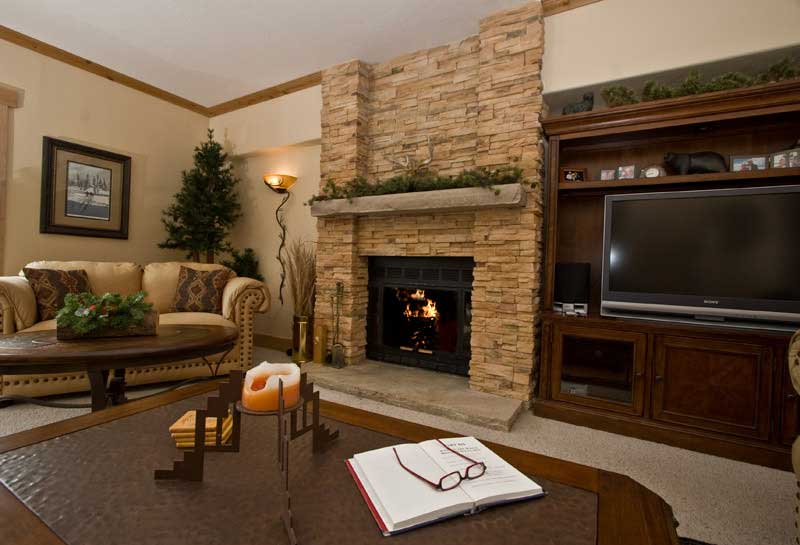 luxury condo vacation rental in breckenridge colorado